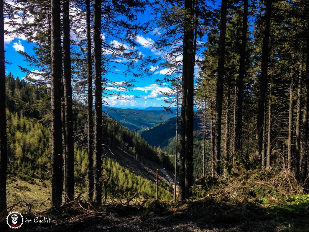 Rennrad, Steiermark, Joglland, Feistritztal, Semmering, Stuhleck
