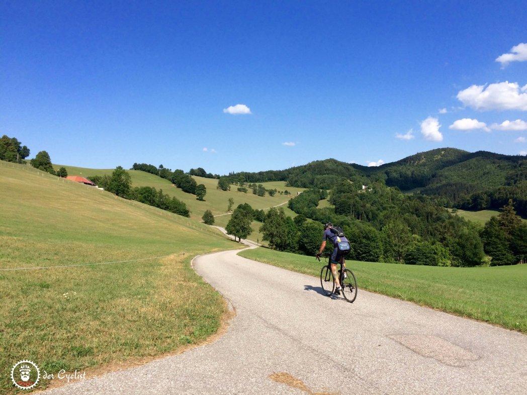 Rennradtour, Niedersterreich, Mostviertel, Wienerwald