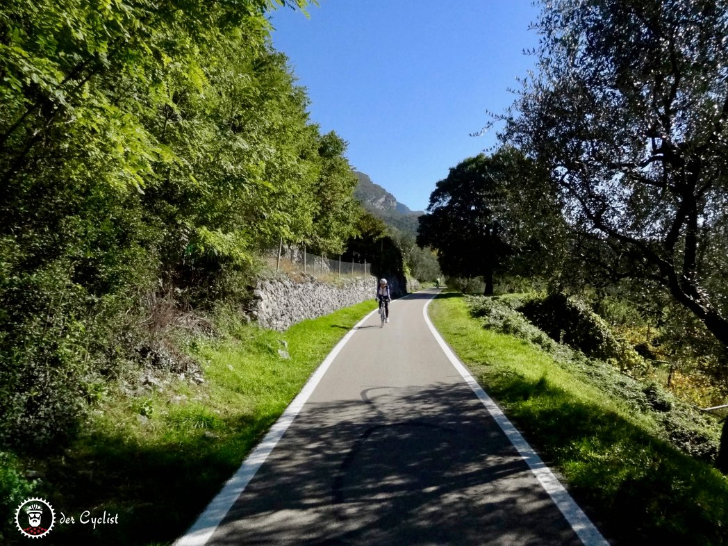 Rennrad, Italien, Trento, Gardasee, Lago di Garda, Arco, Riva