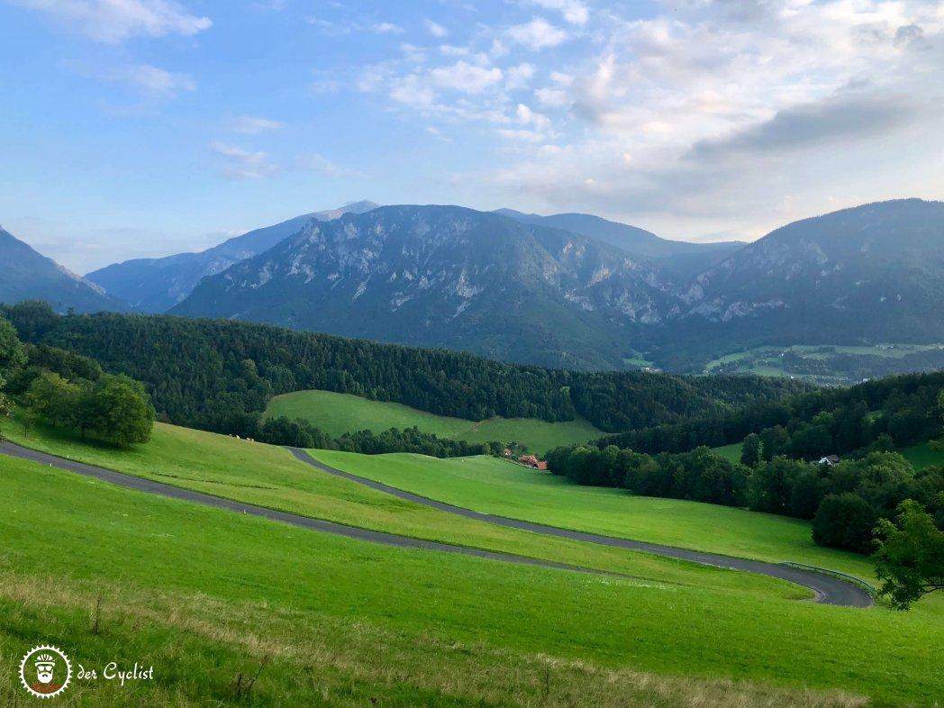 Rennrad, Niederösterreich, Semmering, Rax, Schneeberg