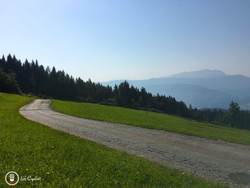 Rennrad, Kärnten, Oberkärnten, Spittal an der Drau, Millstätter See