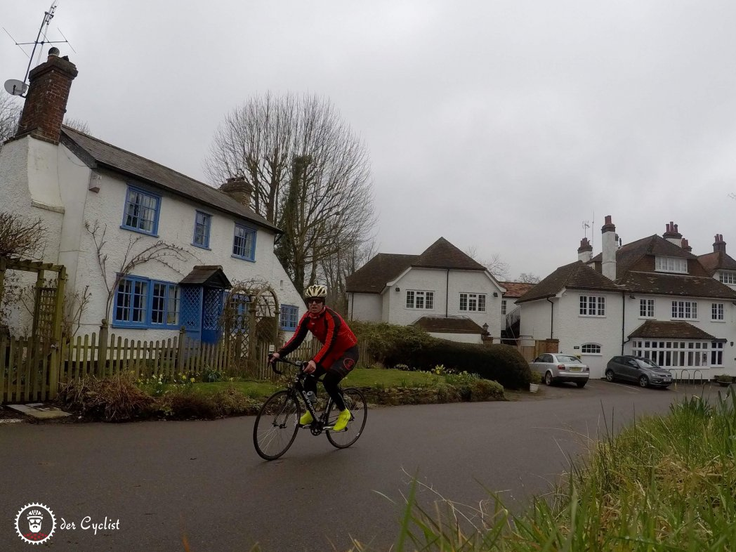 Rennrad, Cycling, England, Britain, Surrey Hills, Box Hill, Gatwick