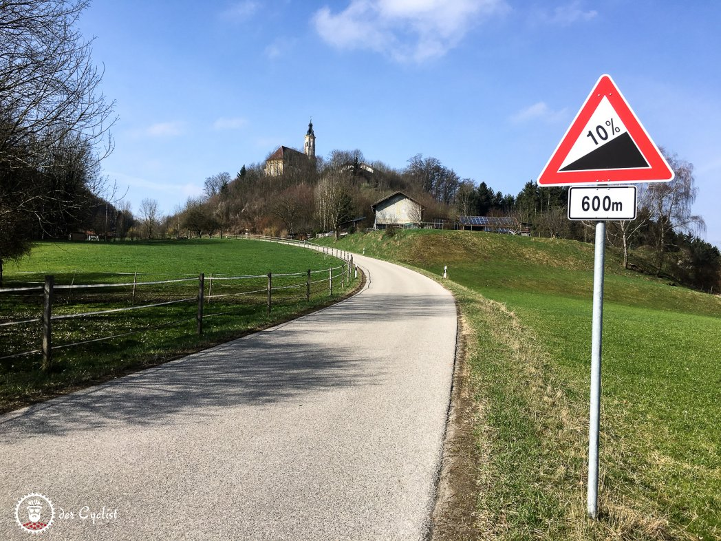 Rennrad, Deutschland, Bayern, Oberösterreich, Burghausen