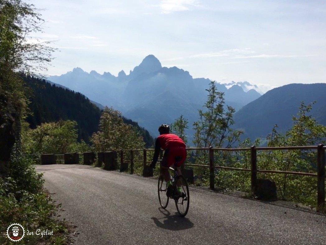Rennrad, Italien, Friaul, Tolmezzo, Kanaltal, Karnische Alpen, Julische Alpen