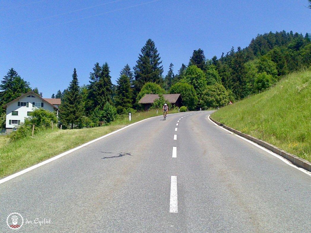 Rennrad, Vorarlberg, Schweiz, Bayern, Baden-Württemberg, Bodensee