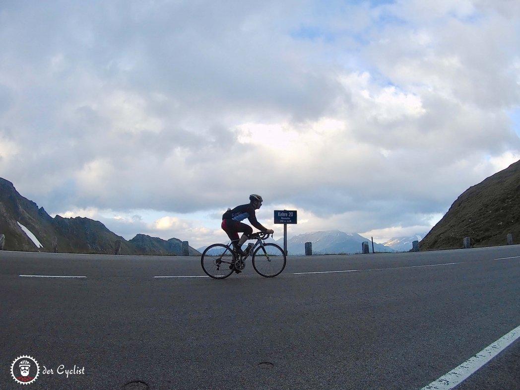 Rennrad, Kärnten, Salzburg, Großglockner Hochalpenstraße, Edelweißspitze, Hochtor, Fuscher Törl