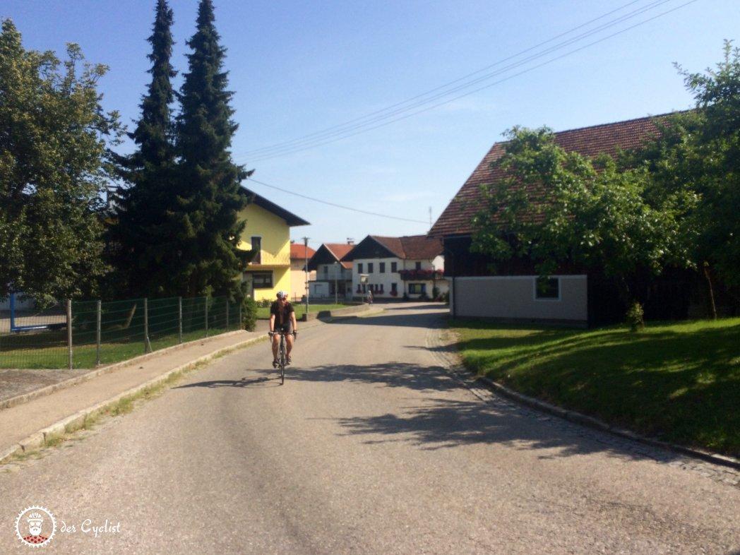Rennrad, Oberösterreich, Innviertel