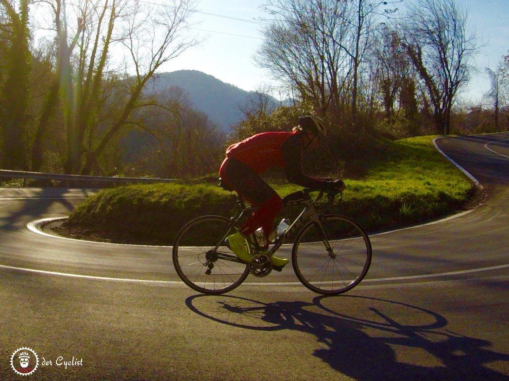 Rennrad, Italien, Friaul, Udine, San Daniele, Tagliamento