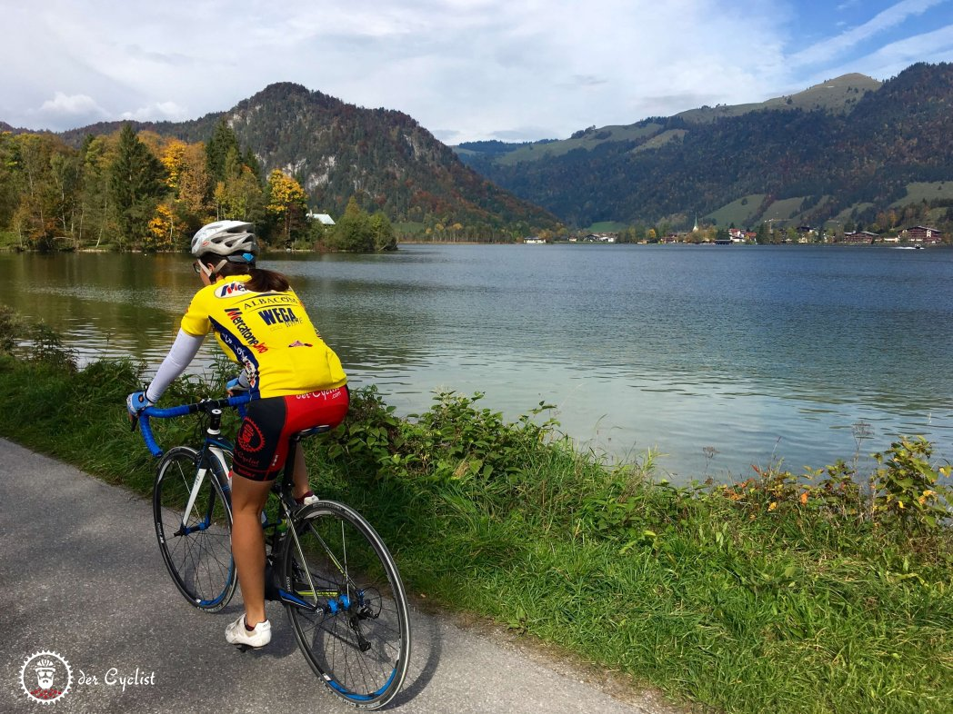 Rennrad, Tirol, Kössen, Kufstein, Kaiserwinkel, Wilder Kaiser, Zahmer Kaiser