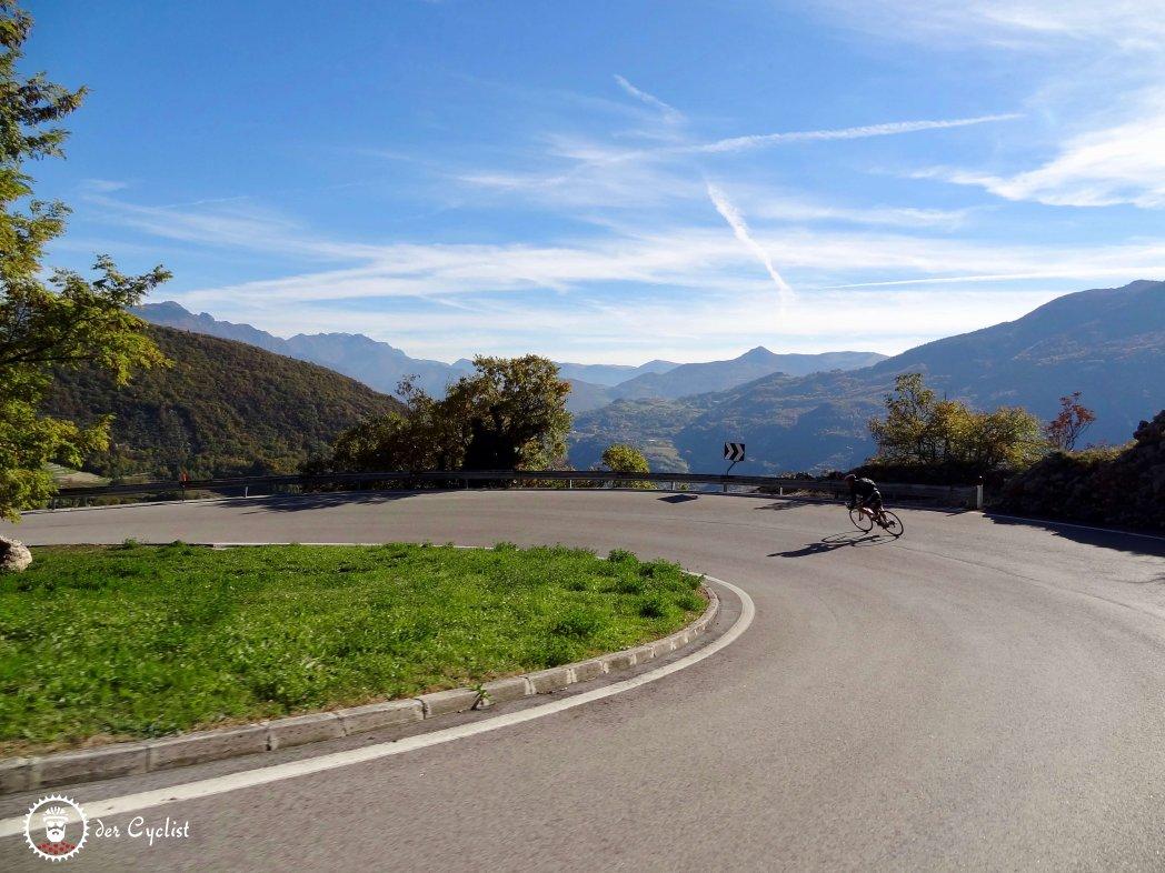 Rennrad, Italien, Trento, Gardasee, Lago di Garda, Arco, Riva, Monte Bondone
