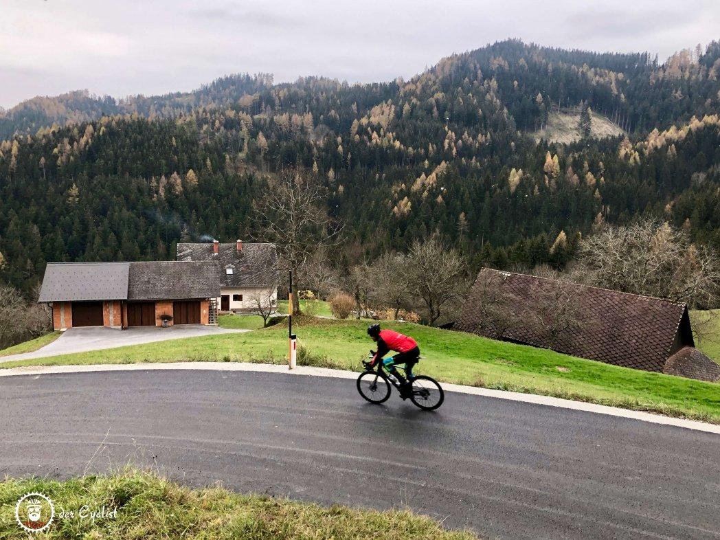 Rennrad, Steiermark, Graz, Weststeiermark, Pack, Voitsberg, Geistthal
