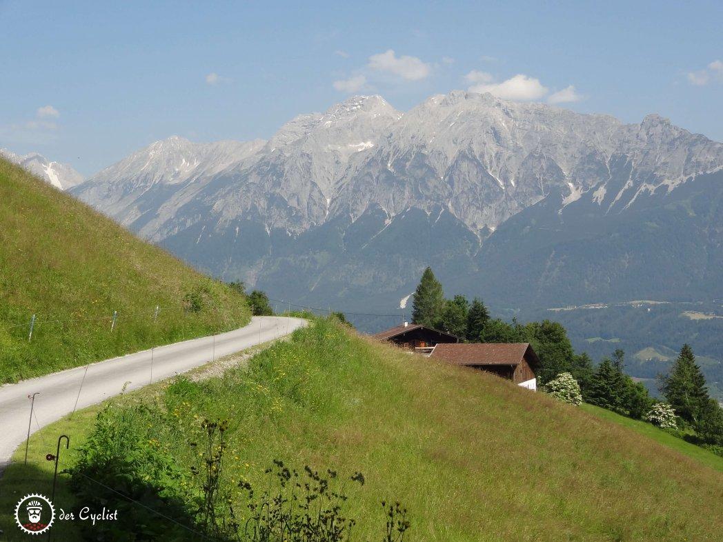 Rennrad, Tirol, Innsbruck, Wattener Lizum