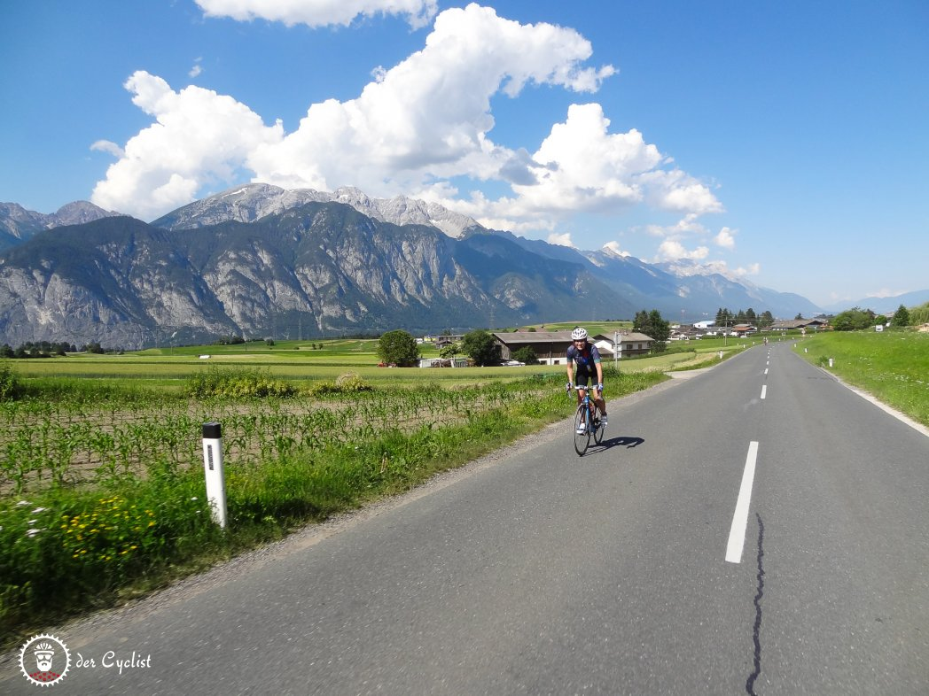 Rennrad, Tirol, Innsbruck, Axamer Lizum