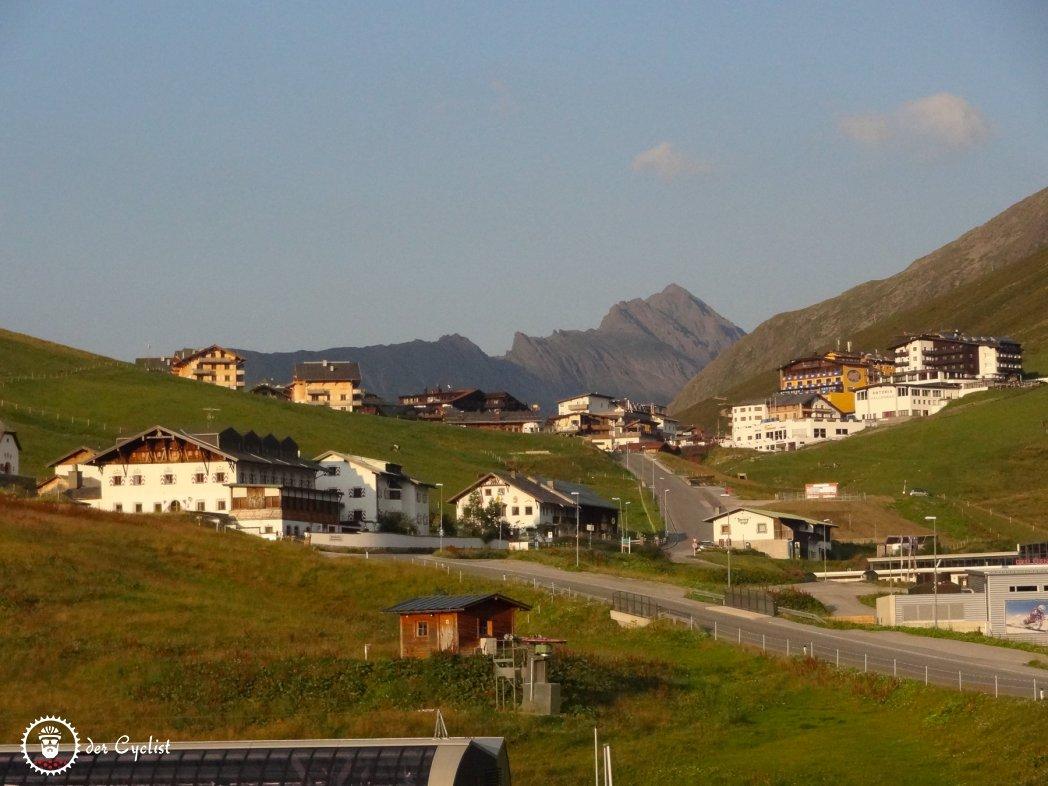 Rennrad, Tirol, Kühtai, Sellrain, Oberland