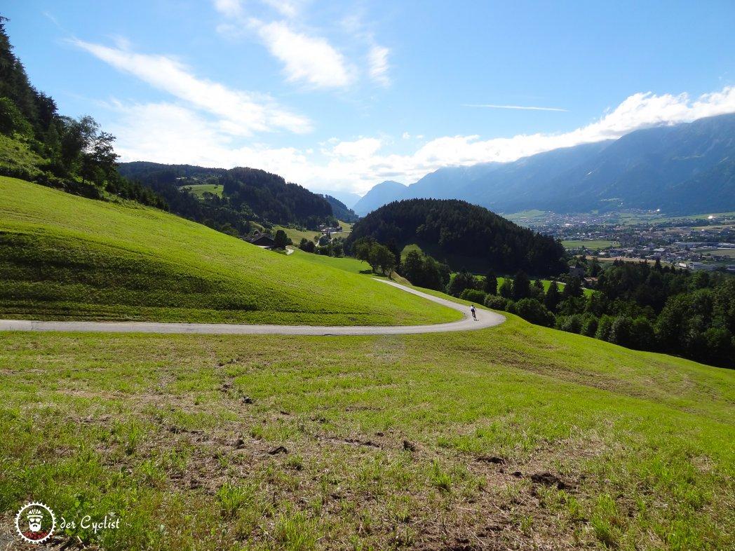 Rennrad, Innsbruck, Tirol, Inntal