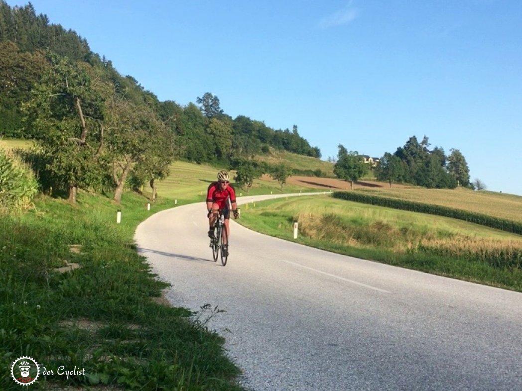Rennradtour, Kärnten, Klagenfurt, Magdalensberg