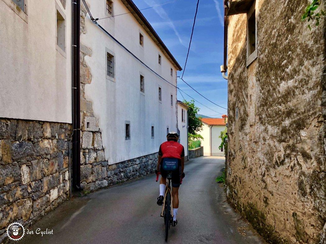 Rennrad - Italien - Friaul - Julisch Venetien - Triest - Karst - Adria - Slowenien