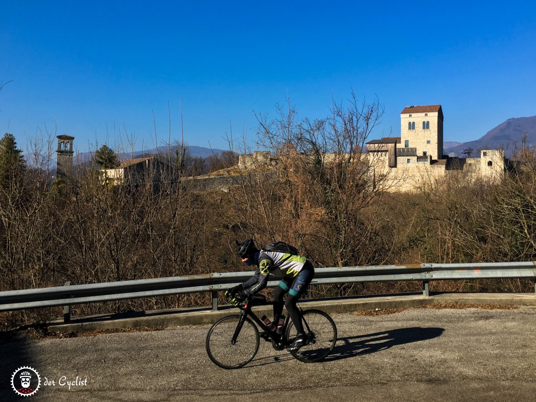 Rennrad, Italien, Friaul, San Daniele