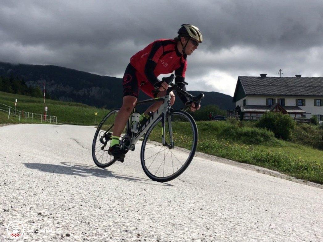 Rennradtour, Kärnten, Rosental, Unterkärnten, Luschasattel, Bad Eisenkappel, Karawanken