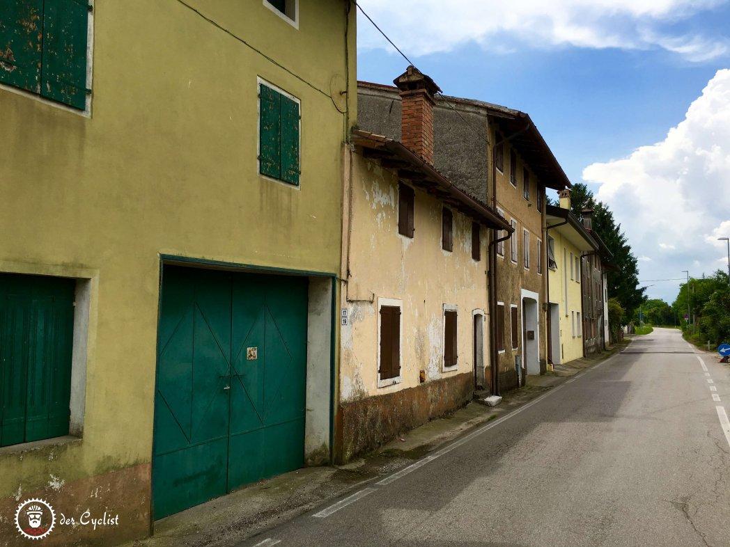 Rennradtour, Italien, Friaul, Pordenone