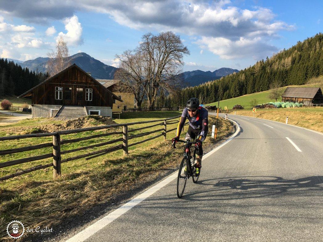 Rennrad, Österreich, Steiermark, Mürztal, Veitsch