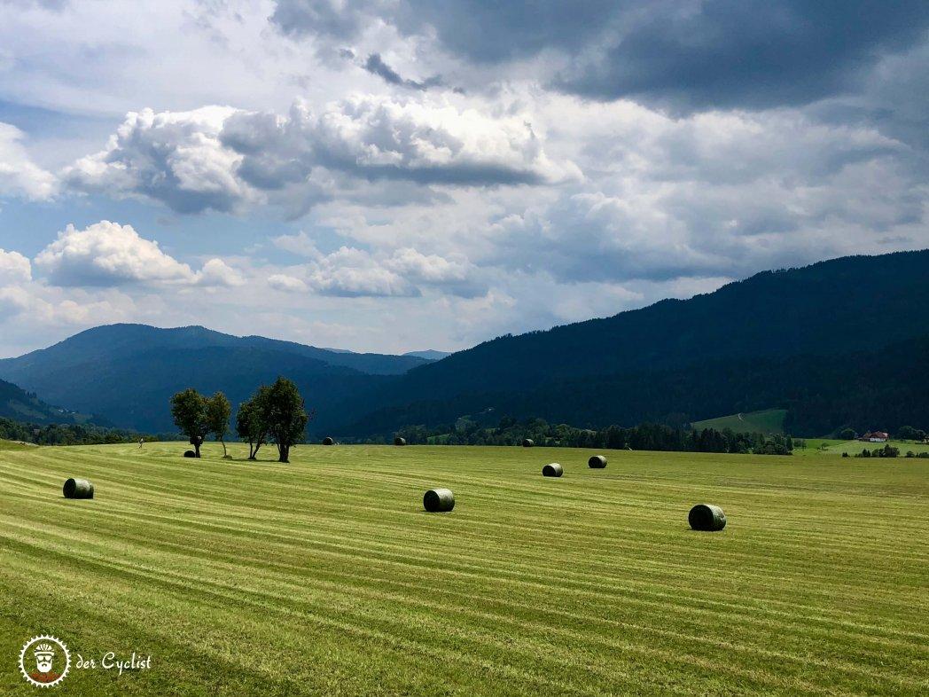 Rennrad, Salzburg, Kärnten, Steiermark, Lungau, Tamsweg, Murau, Prebersee