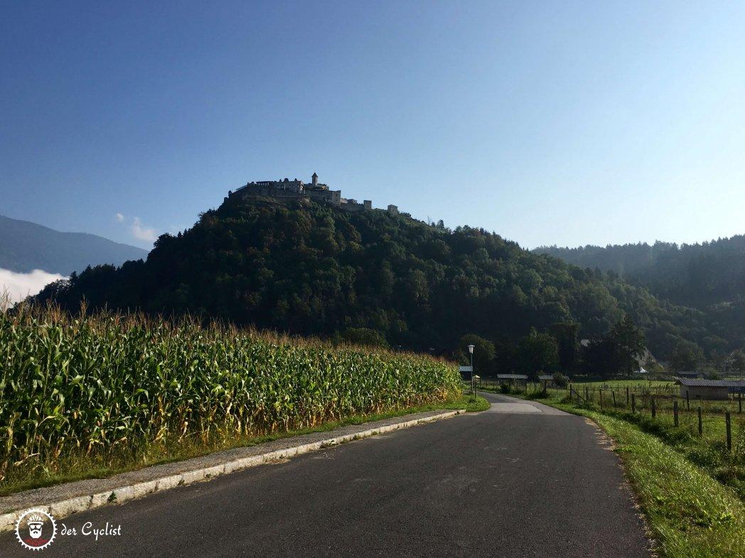 Rennrad, Kärnten, Villach, Wörthersee, Ossiacher See