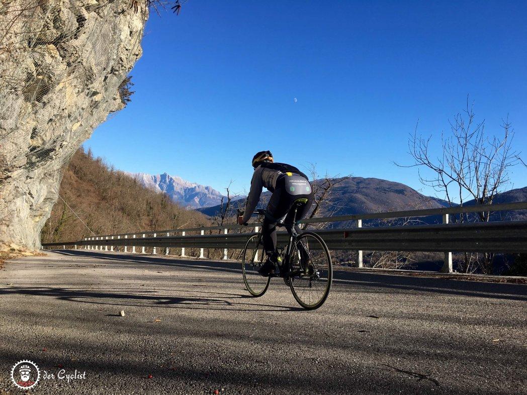 Rennrad, Italien, Friaul, Udine, Gemona, San Daniele