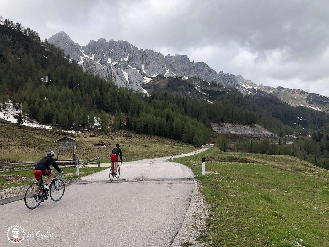 Rennrad, Italien, Friaul, Dolomiten, Tolmezzo