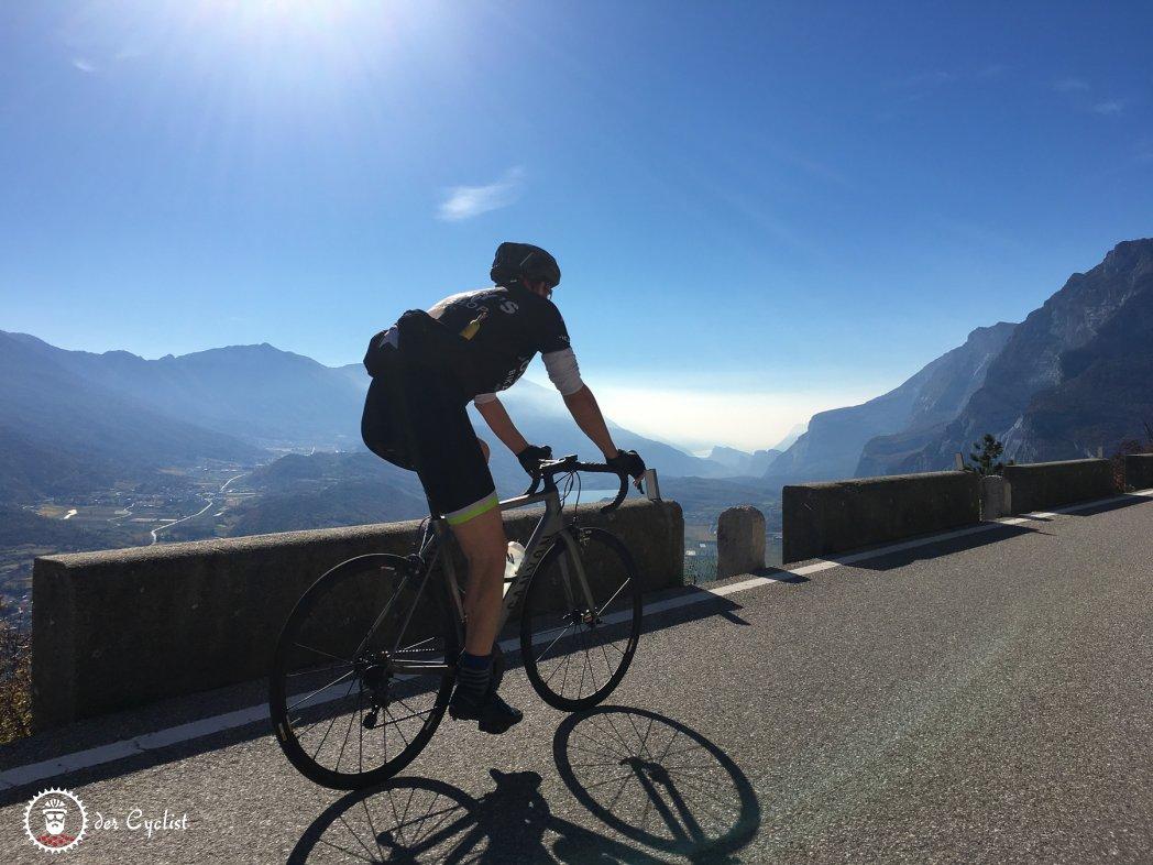 Rennrad, Italien, Trient, Gardasee, Ranzo