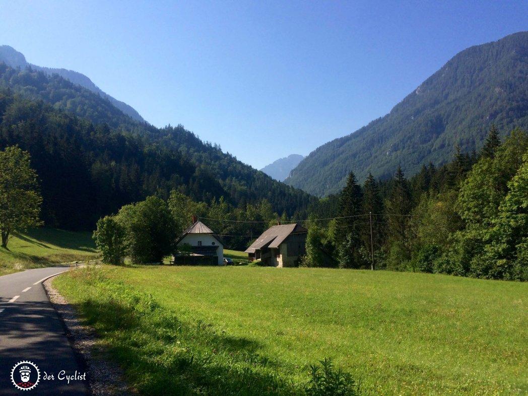 Rennradtour, Kärnten, Rosental, Klagenfurt