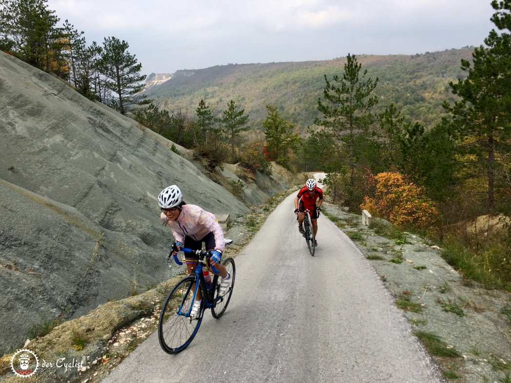 Rennrad, Kroatien, Istrien, Hinterland