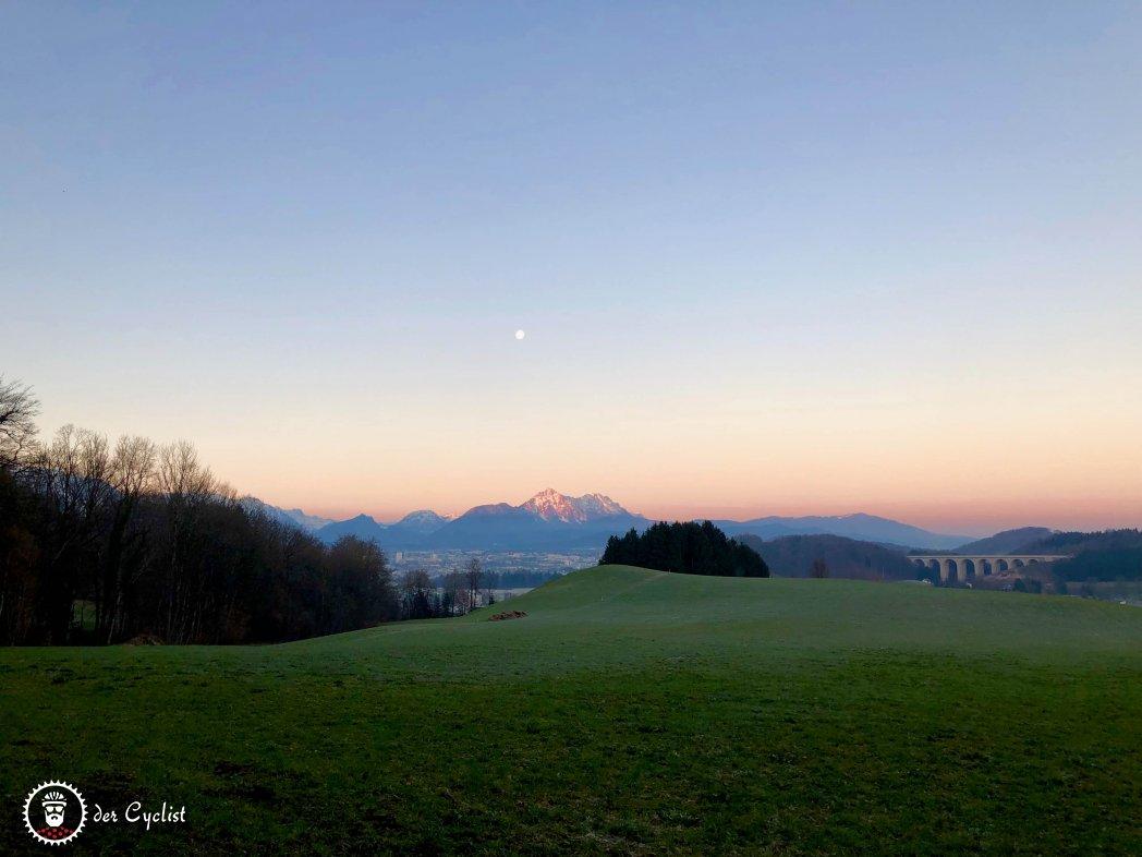 Rennrad - Salzburg - Gaisberg