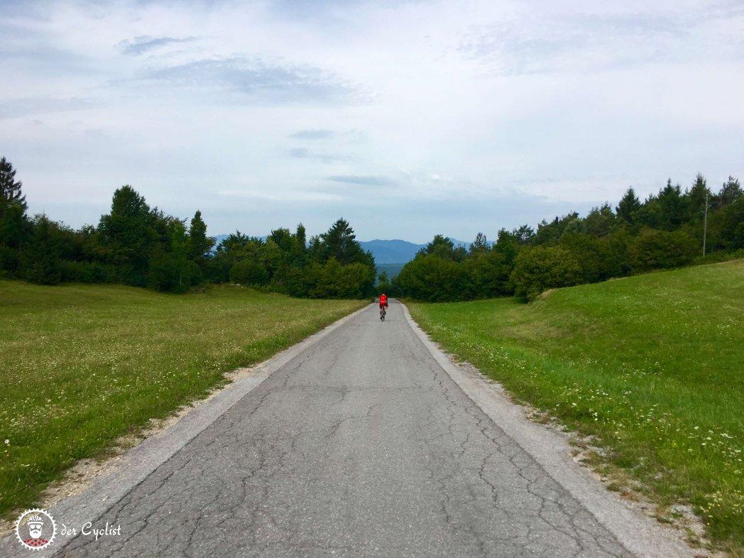 Rennrad, Slowenien, Krajn, Ljubljana