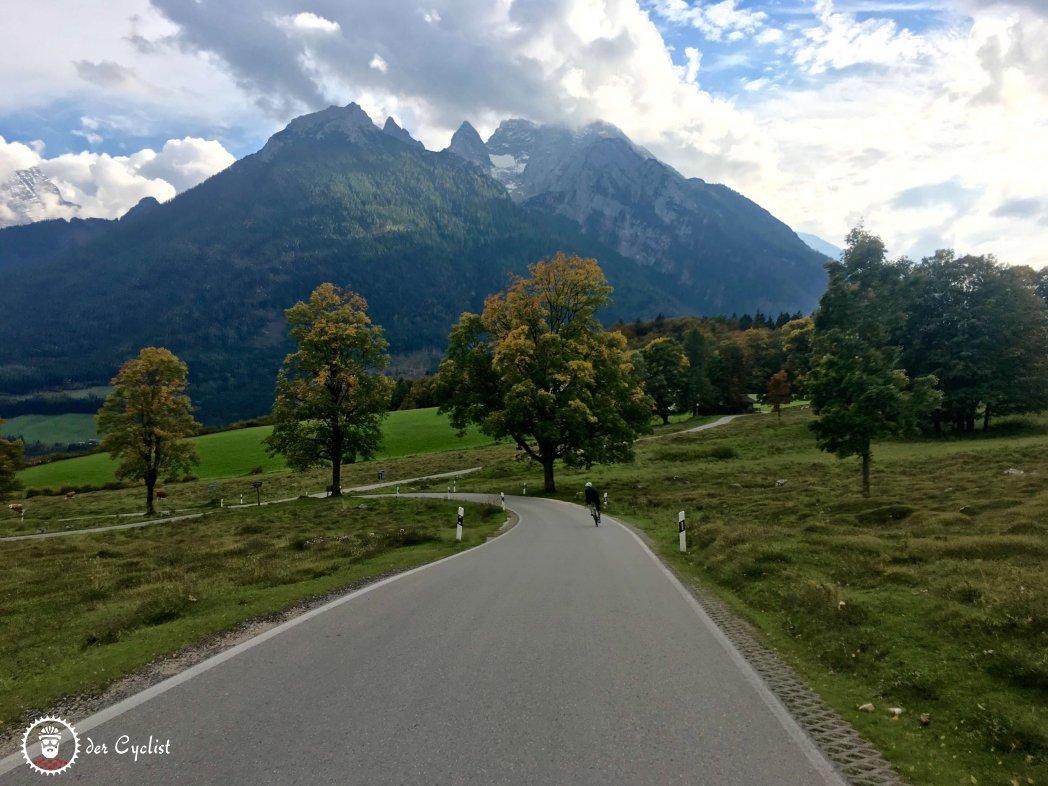 Rennrad, Salzburg, Bayern, Berchtesgaden, Pinzgau, Hirschbichl