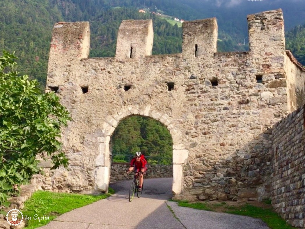 Rennrad, Italien, Südtirol, Lana, Vinschgau, Meran, Sarntaler Alpen