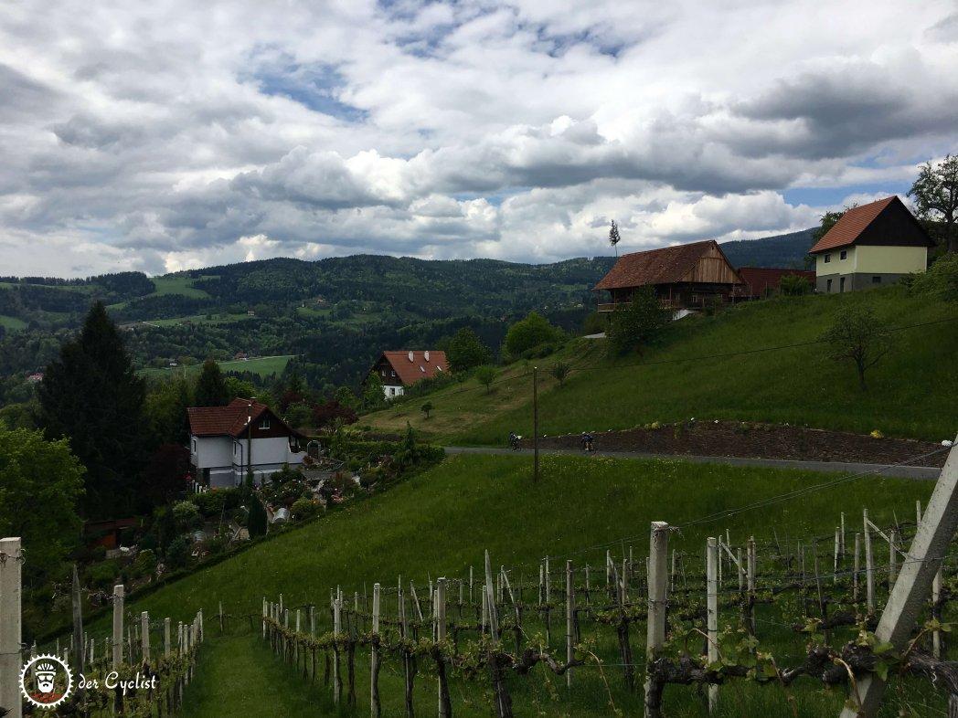 Rennrad, Österreich, Steiermark, Stainz, Weststeiermark, Schliche, Deutschlandsberg