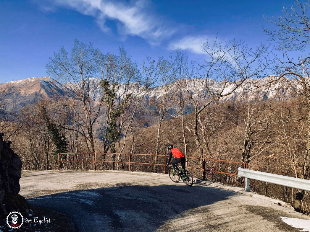 Rennrad, Italien, Friaul, Udine, Julische Alpen, San Daniele