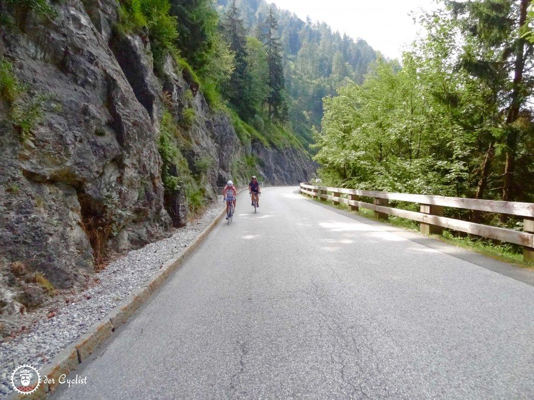 Rennrad, Österreich, Deutschland, Bayern, Tirol, St. Johann in Tirol, Rad Weltpokal
