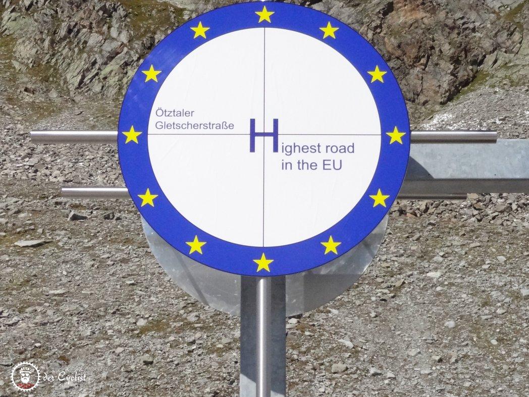 Rennrad, Tirol, Ötztal, Rettenbachferner, Tiefenbachferner, Sölden