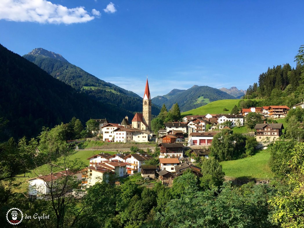 Rennrad, Italien, Südtirol, Meran, Bozen