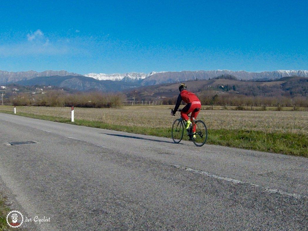 Rennrad, Italien, Friaul, Udine, Colli Orientaili, Collio, Cividale