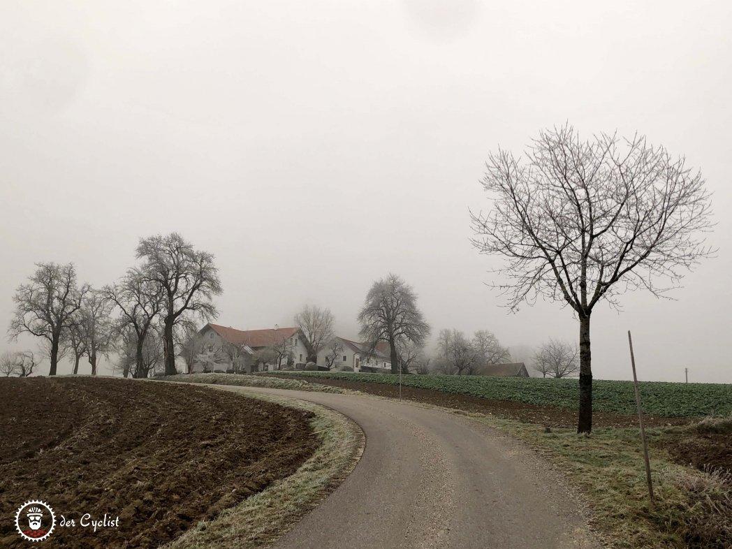 Rennrad, Oberösterreich, Innviertel, Therme Geinberg