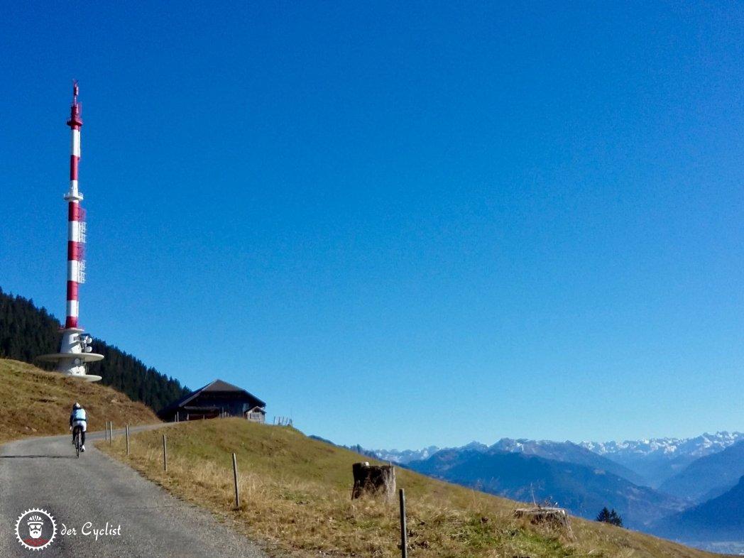 Rennrad, Vorarlberg, Walgau, Dünser Älpler, Rankweil