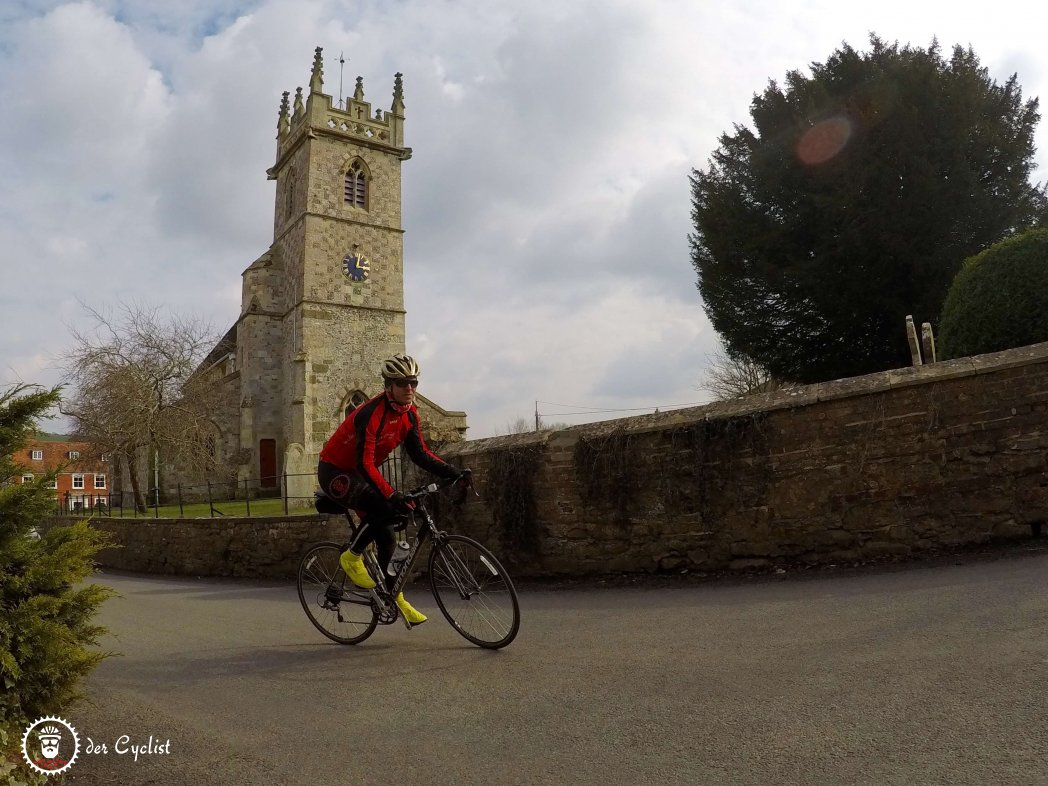 Rennrad, Cycling, England, Salisbury