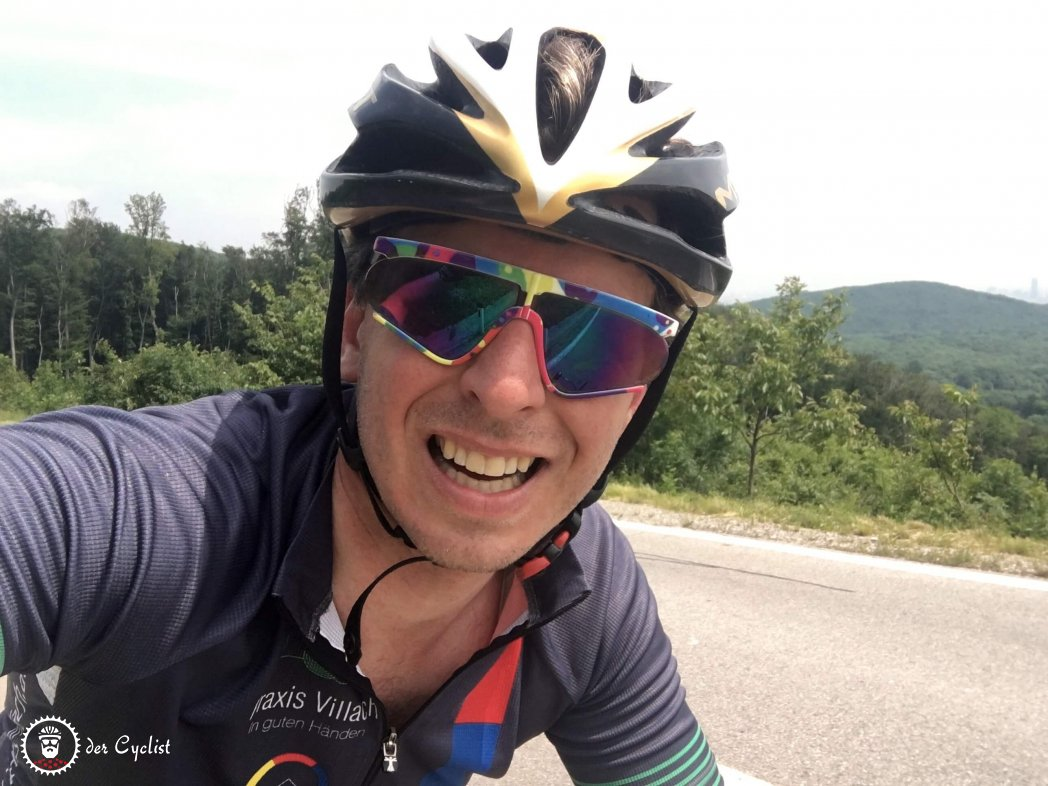 Rennradtour, Niederösterreich, Wien, Wienerwald, Höhenstraße