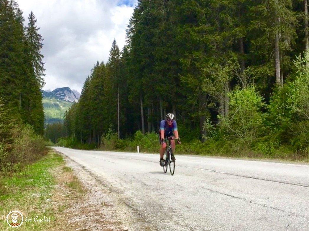 Rennrad, Slowenien, Wocheiner See, Bled, Krajn, Julische Alpen