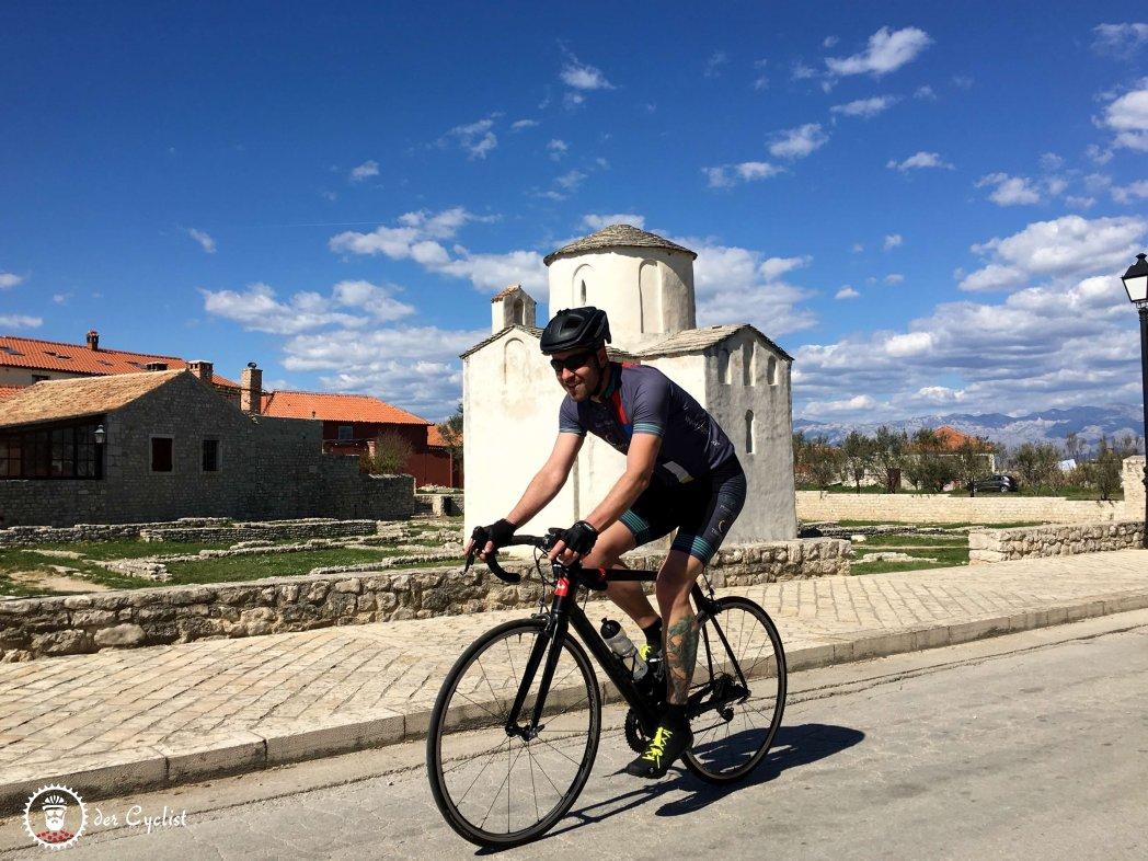 Rennrad, Kroatien, Dalmatien, Zadar